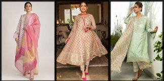 Deepak Perwani Eid Collection 2021 - Women Fancy Eid Dresses with Price