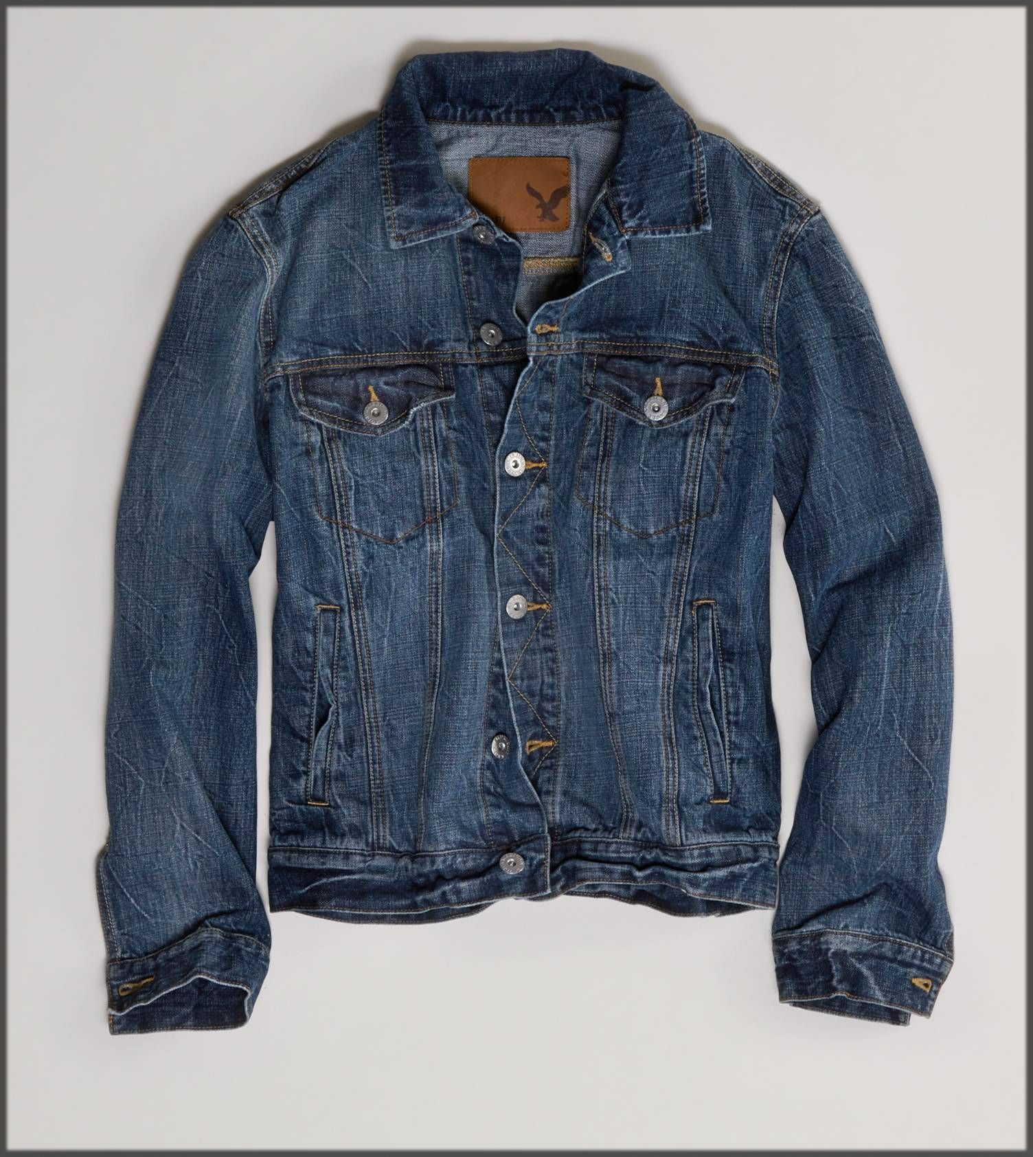 Denim Jackets by Outfitters
