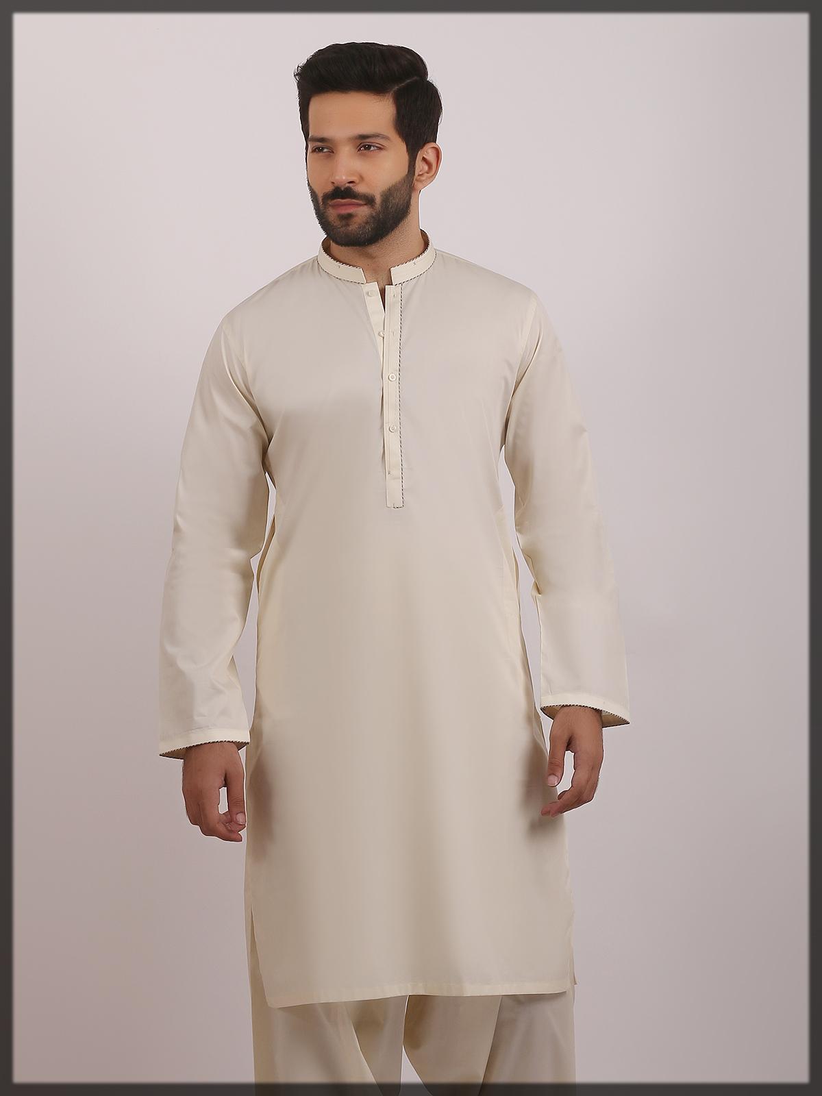 Edenrobe Shalwar Kameez Collection FOR MEN