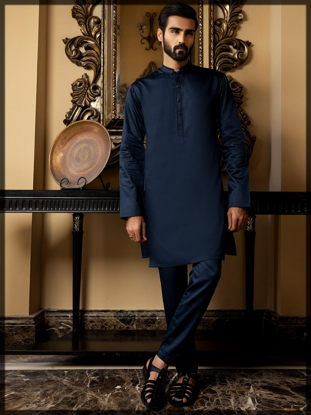 Edenrobe Shalwar Kameez for Men