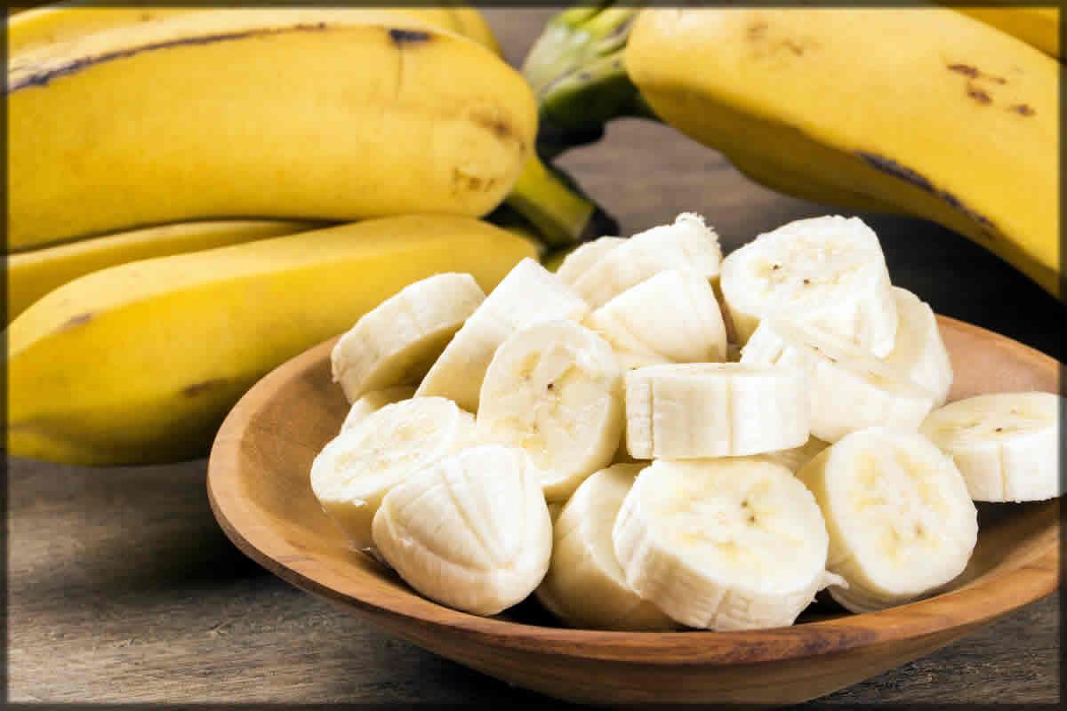 Effective banana mask for hair loss