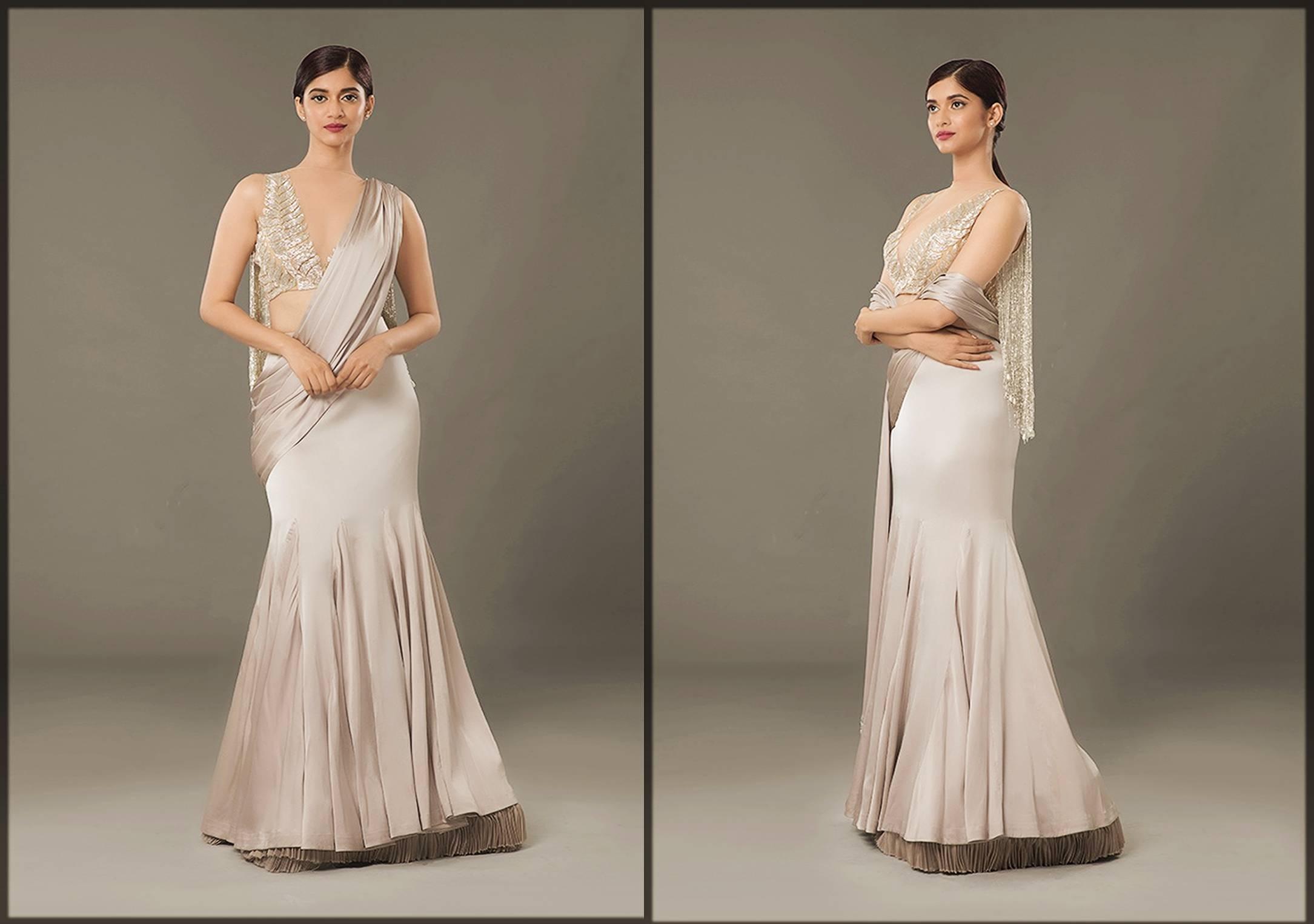 Manish Malhotra Saree Collection