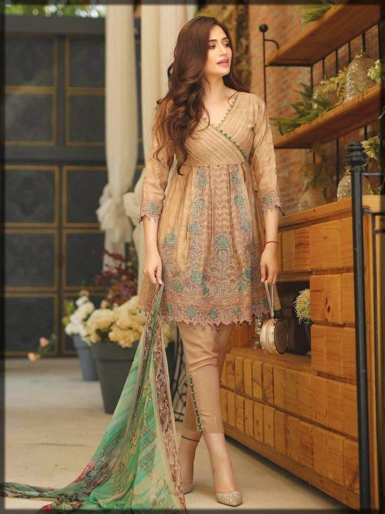 Elegant formal attire