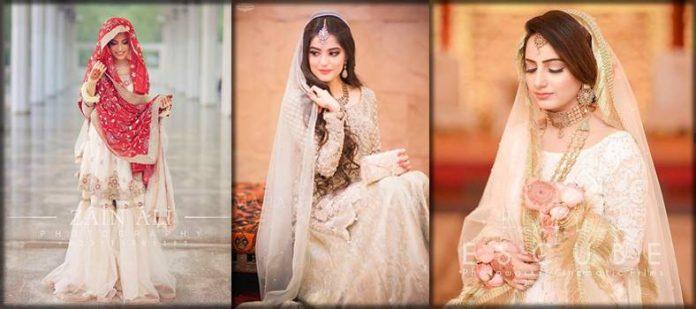 Bridal Nikkah Dresses