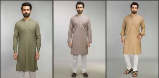 Gul Ahmed Men Kurta Collection 2020 - Designer Kurta Pajama with Price