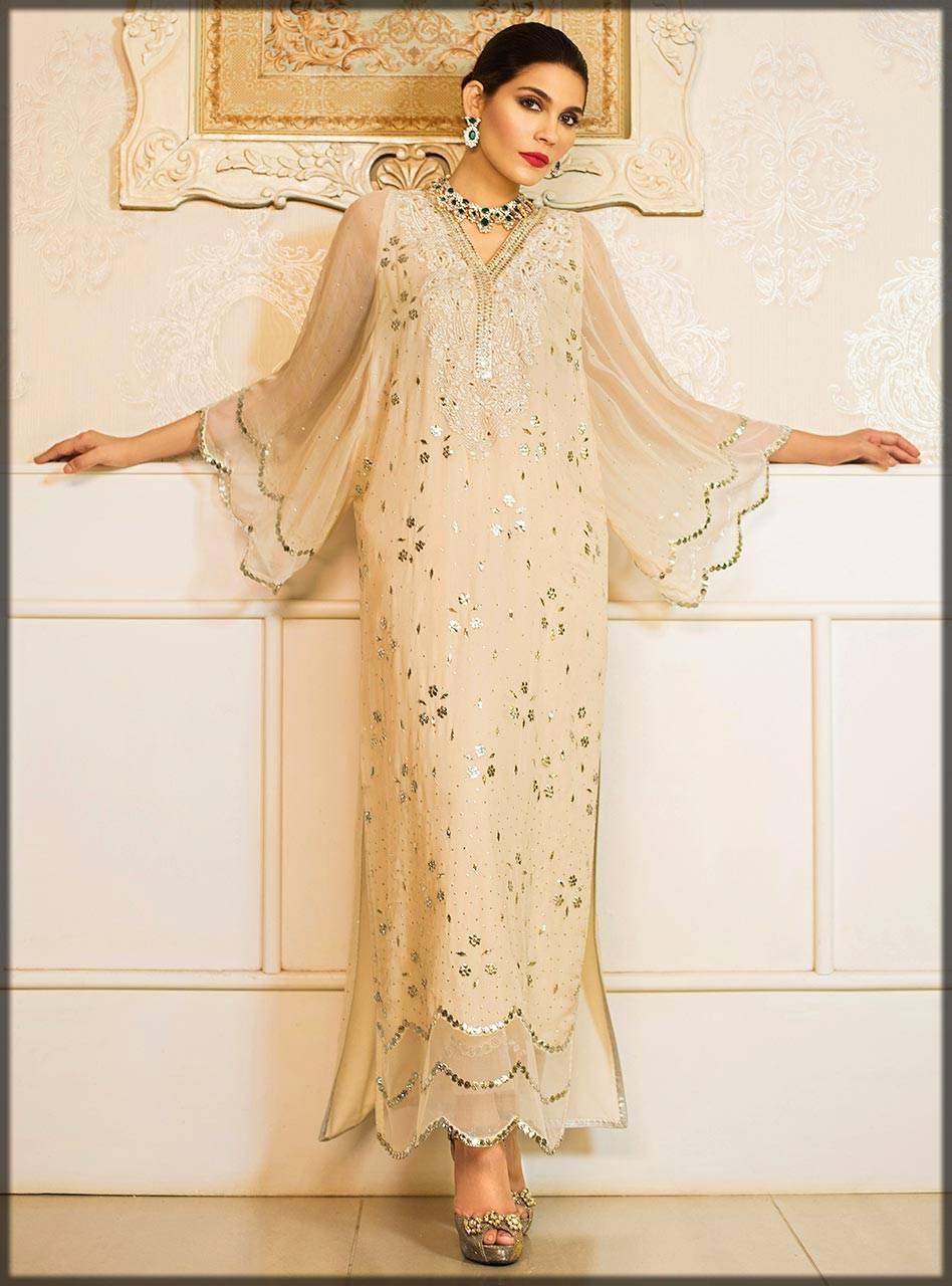 Formal Dress By Zainab Chottani