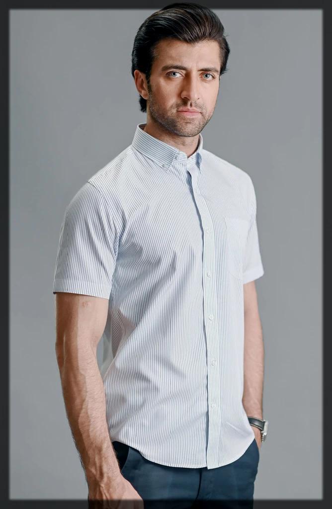 HALF SLEEVES summer shirt for men