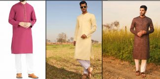 J. Kurta Collection for Men 2020 - Best Junaid Jamshed Kurta Designs