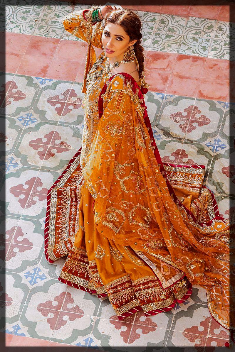 Latest Mohsin Naveed Ranjha Bridal Collection