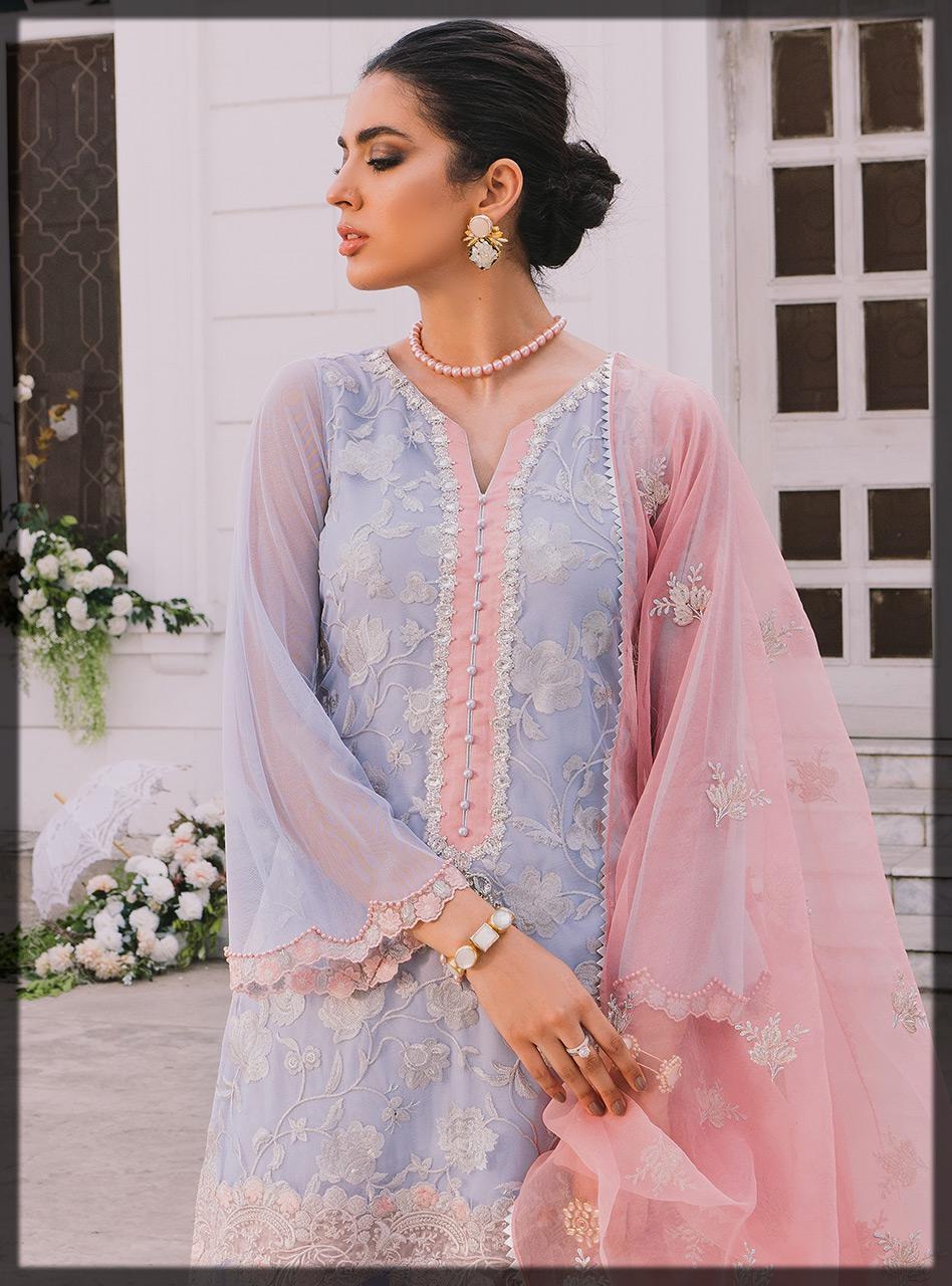 Latest Zainab Chottani Eid Collection for Women