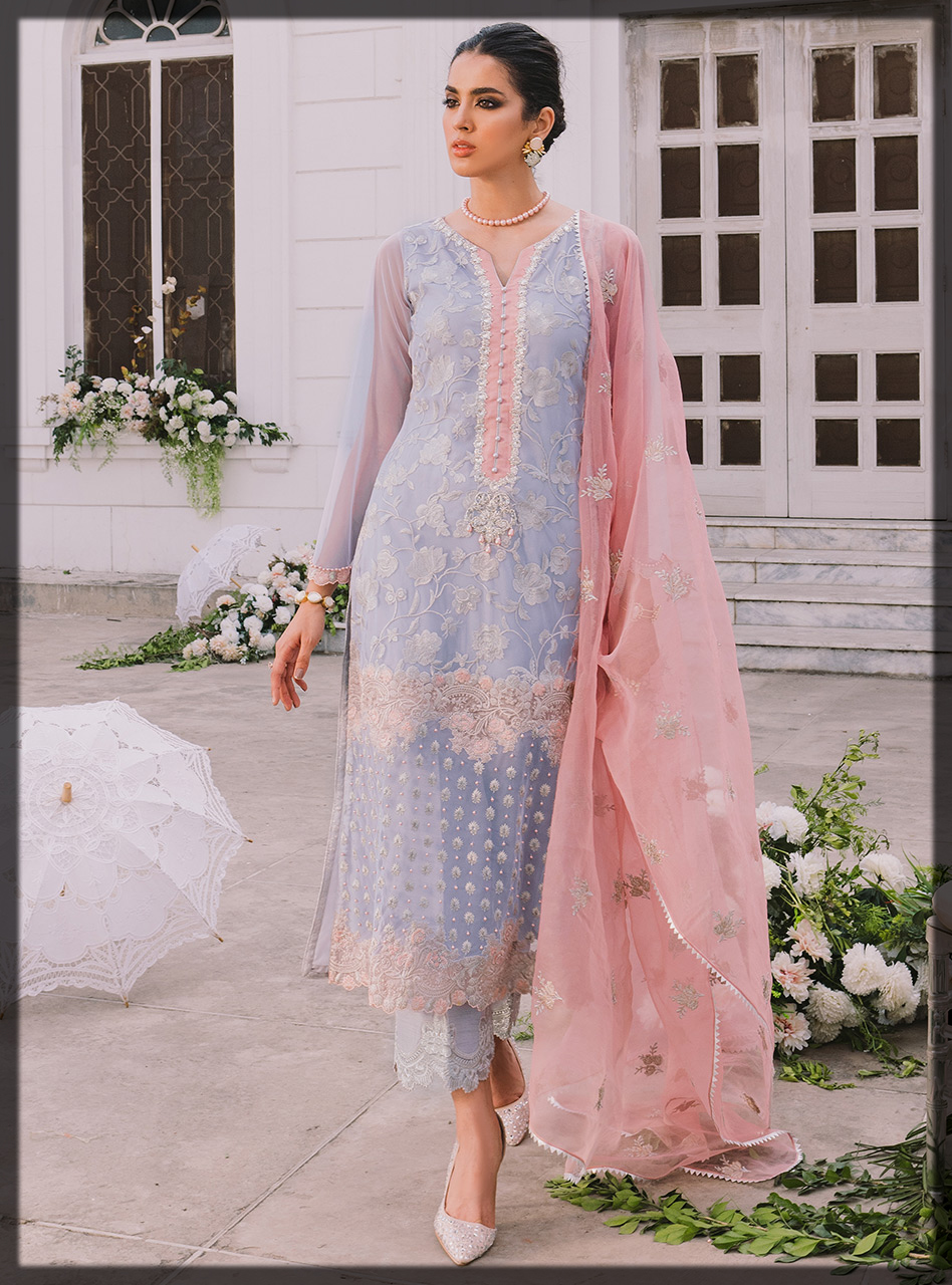 Latest Zainab Chottani Eid Collection