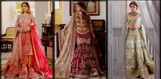 Mohsin Naveed Ranjha Bridal Collection 2021 - Fancy Wedding Dresses
