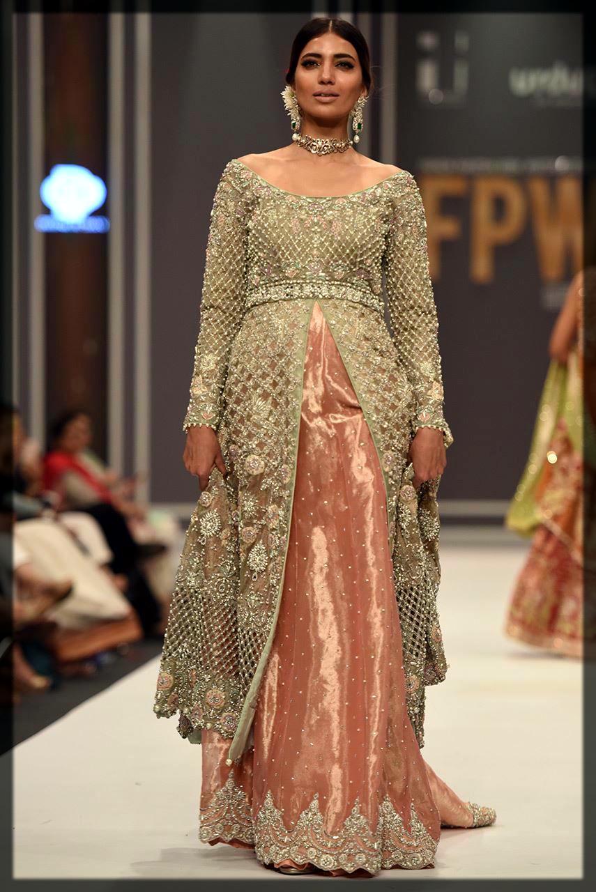 Lavish Deepak Perwani Bridal Collection