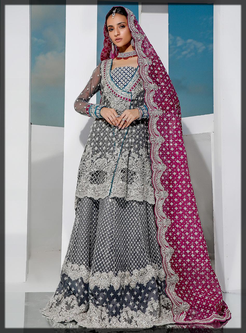 Mesmerizing Anarkali Dress for Mehndi