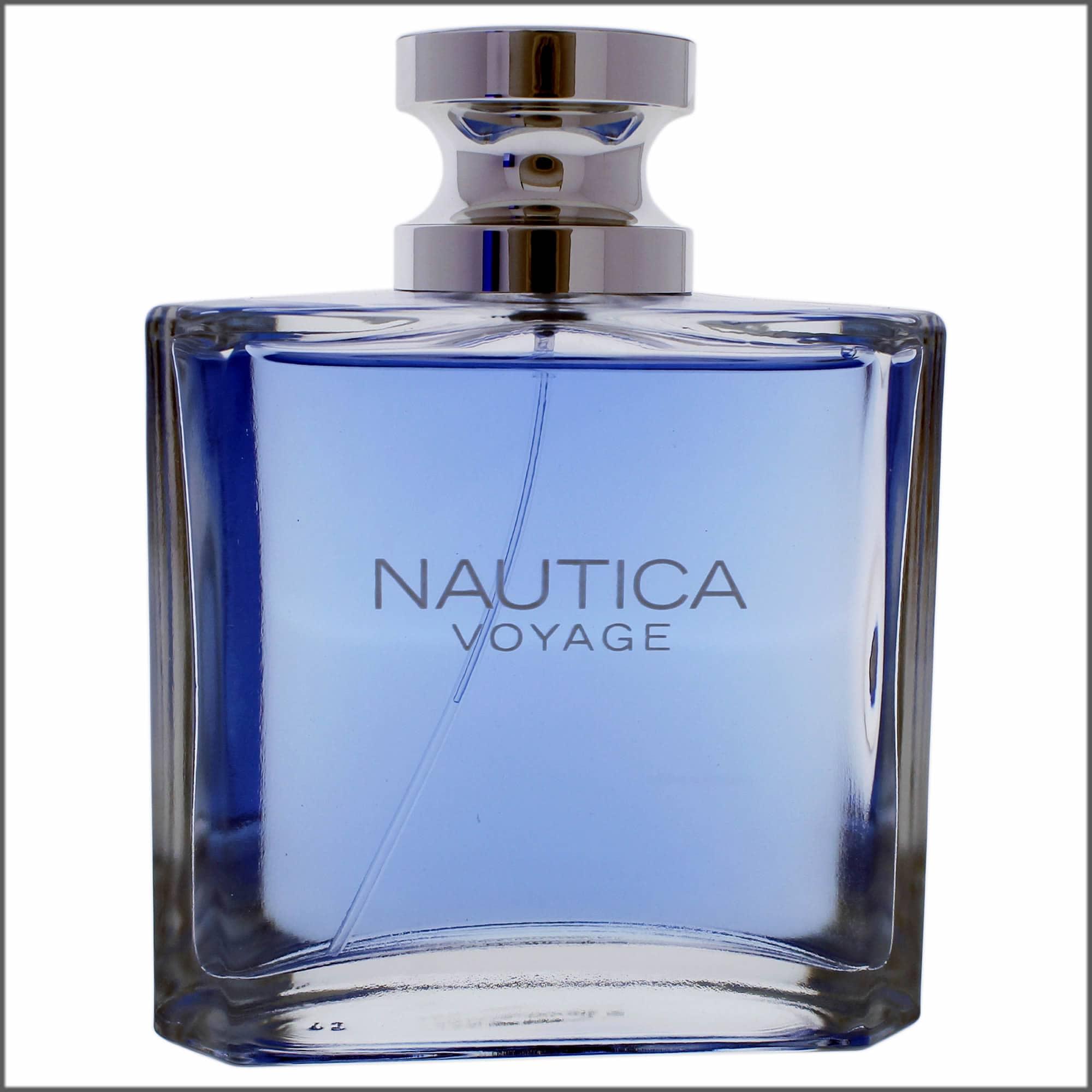 Nautica voyage scent for males