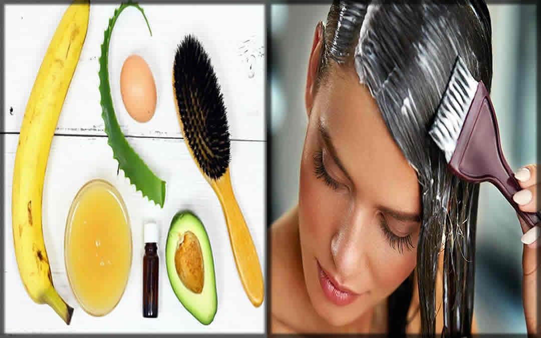 New home made hair masks for hair loss and dandruff