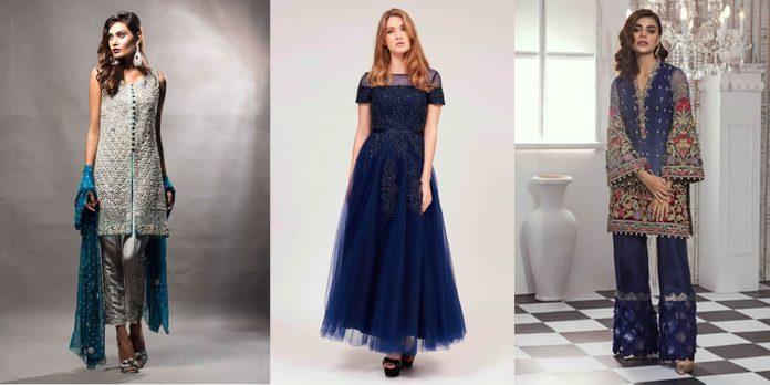 Pakistani Formal dresses