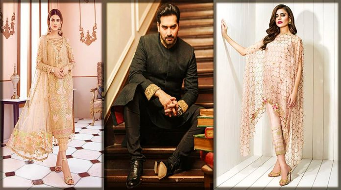 Pakistani wedding dresses for guests