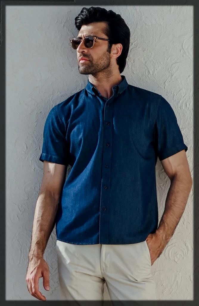 Royal Blue Cambridge Summer Collection for men