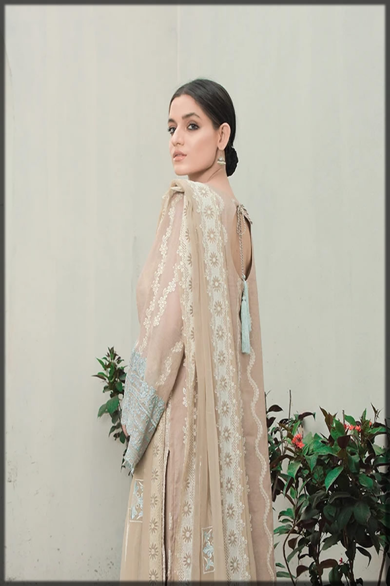 Snazzy Reed Eid Lawn Suit