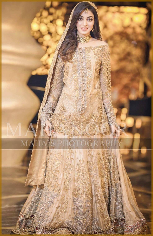 Stunning Bridal Nikkah Dresses