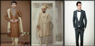 Pakistani Men Wedding Dresses 2021 Best Collection for All Groom-to-be