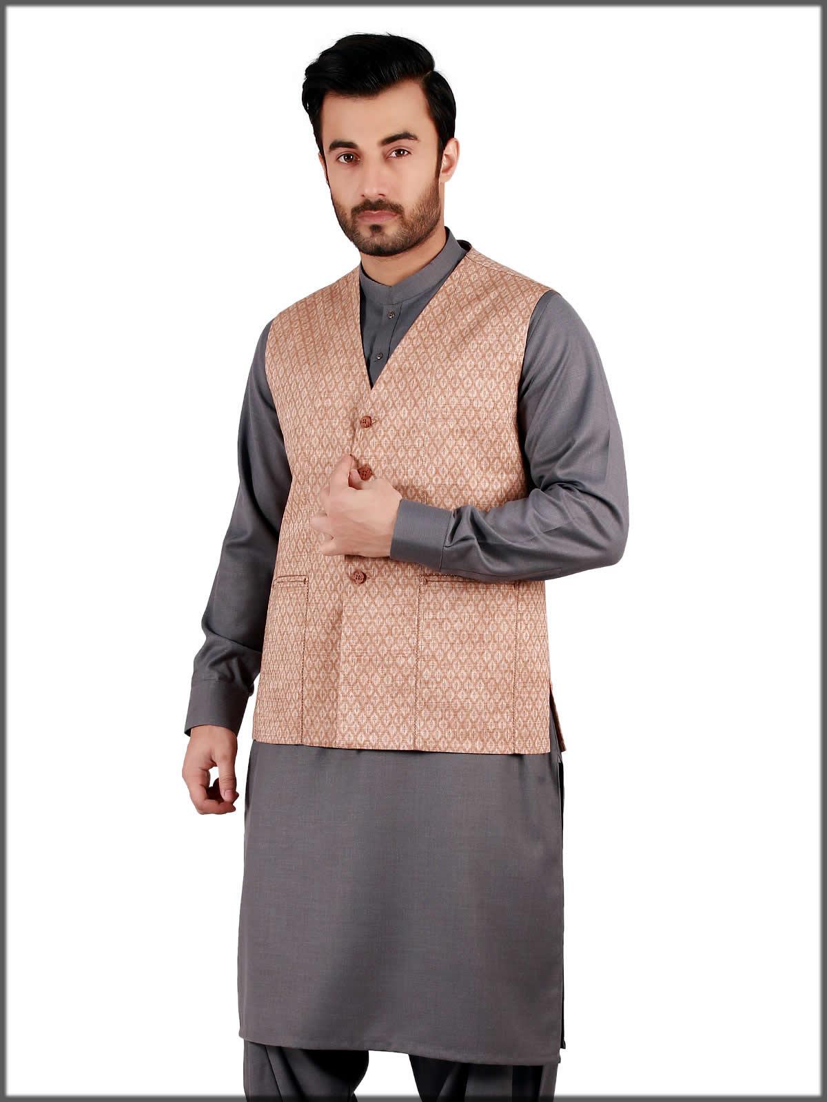 Waistcoat for formal wear