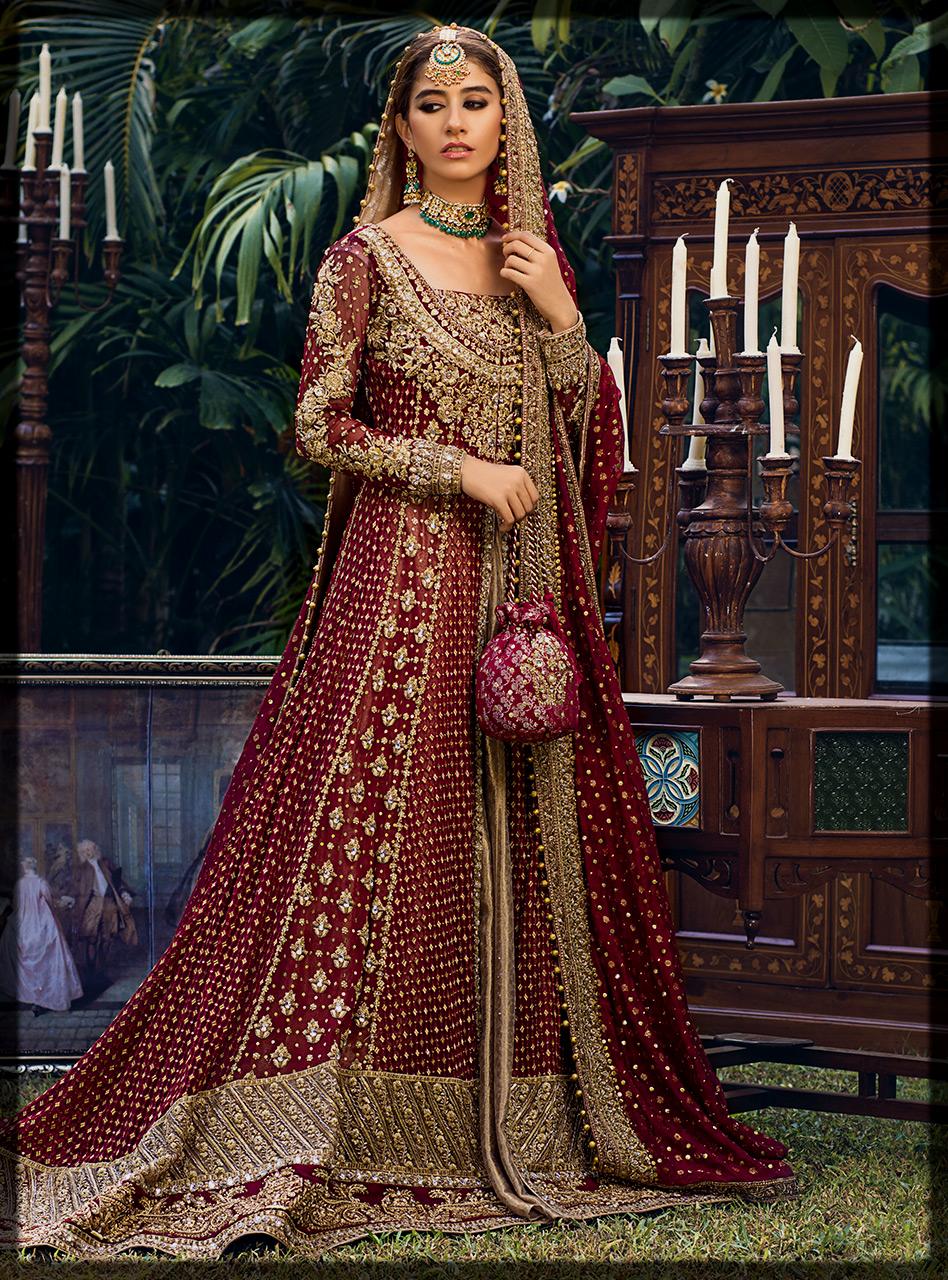 Zainab Chottani Bridal Barat Dresses