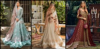 Zainab Chottani Bridal Dresses 2021 - Best Wedding Collection for Women