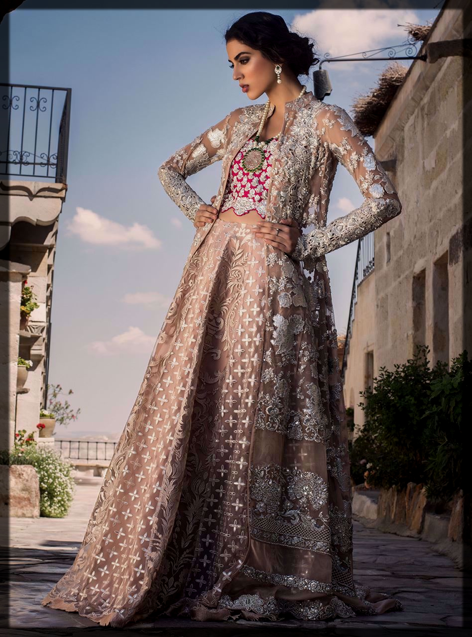 Zainab chottani bridal walima dresses