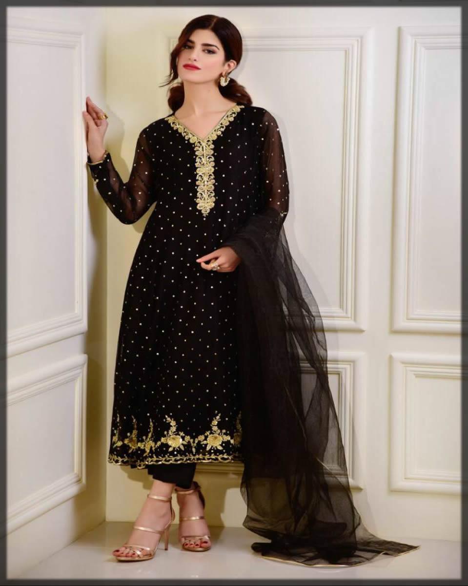 agha noor formal wear