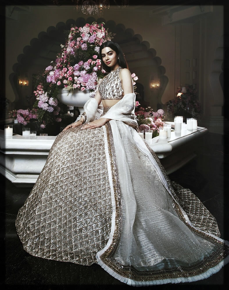 alluring Manish Malhotra Bridal Collection