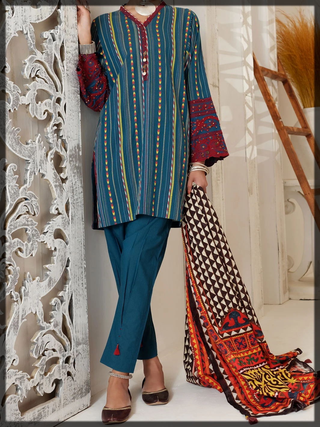 alluring almirah eid collection for youngest