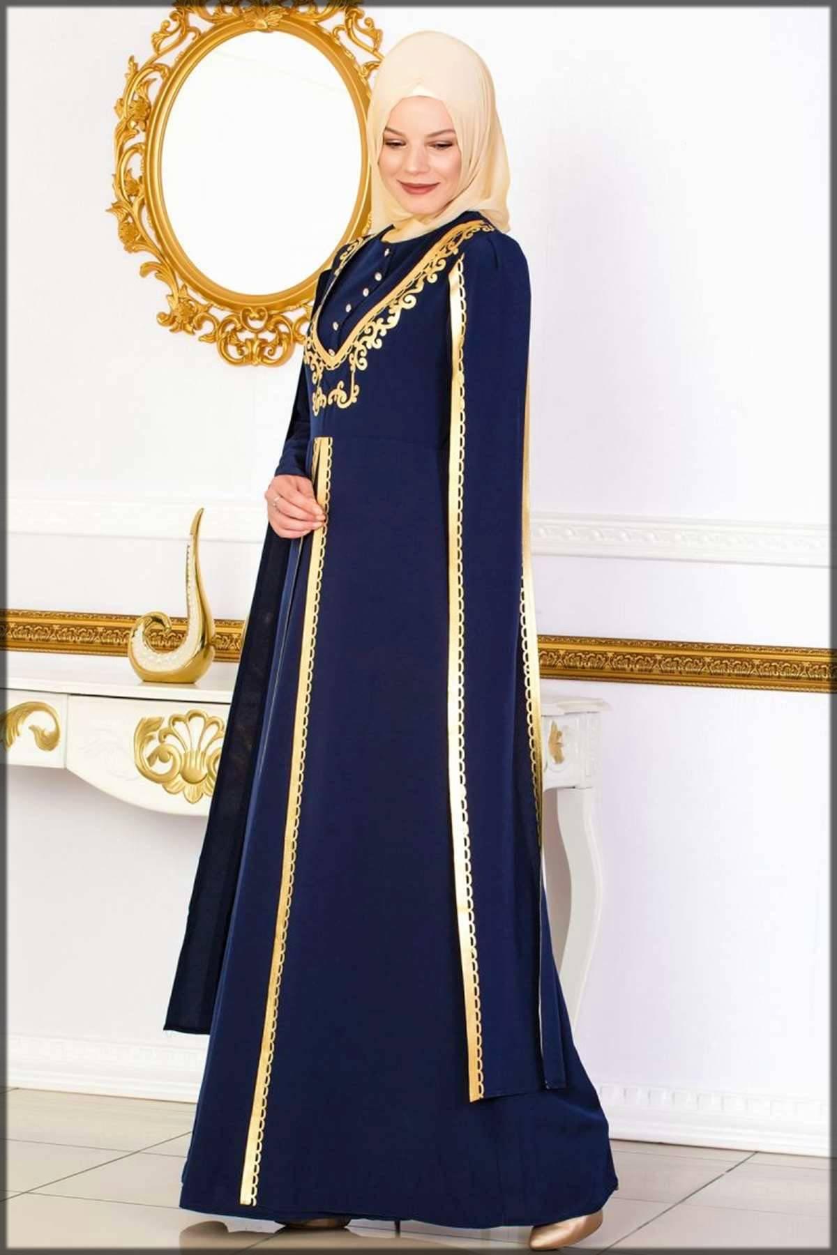 alluring chic abaya