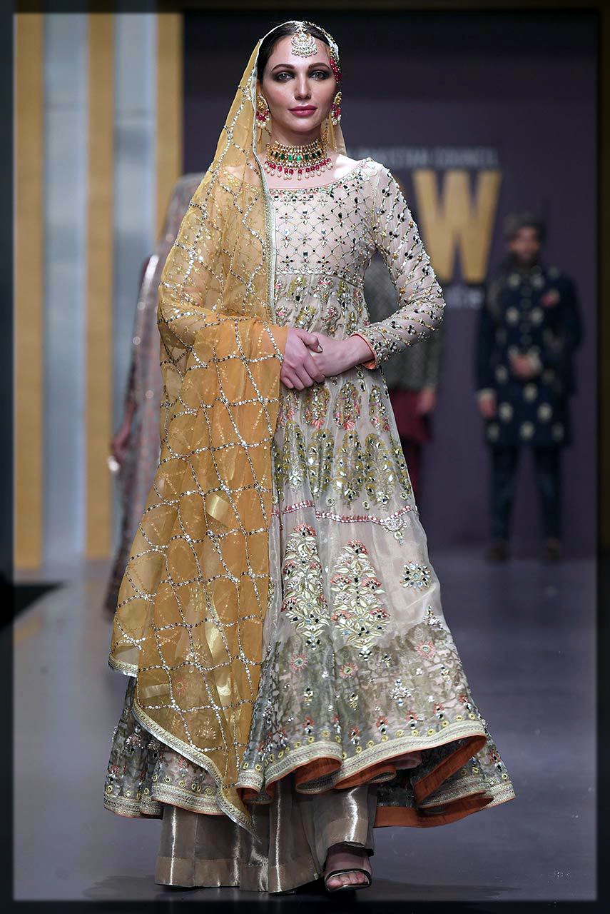 appealing Deepak Perwani Bridal Collection