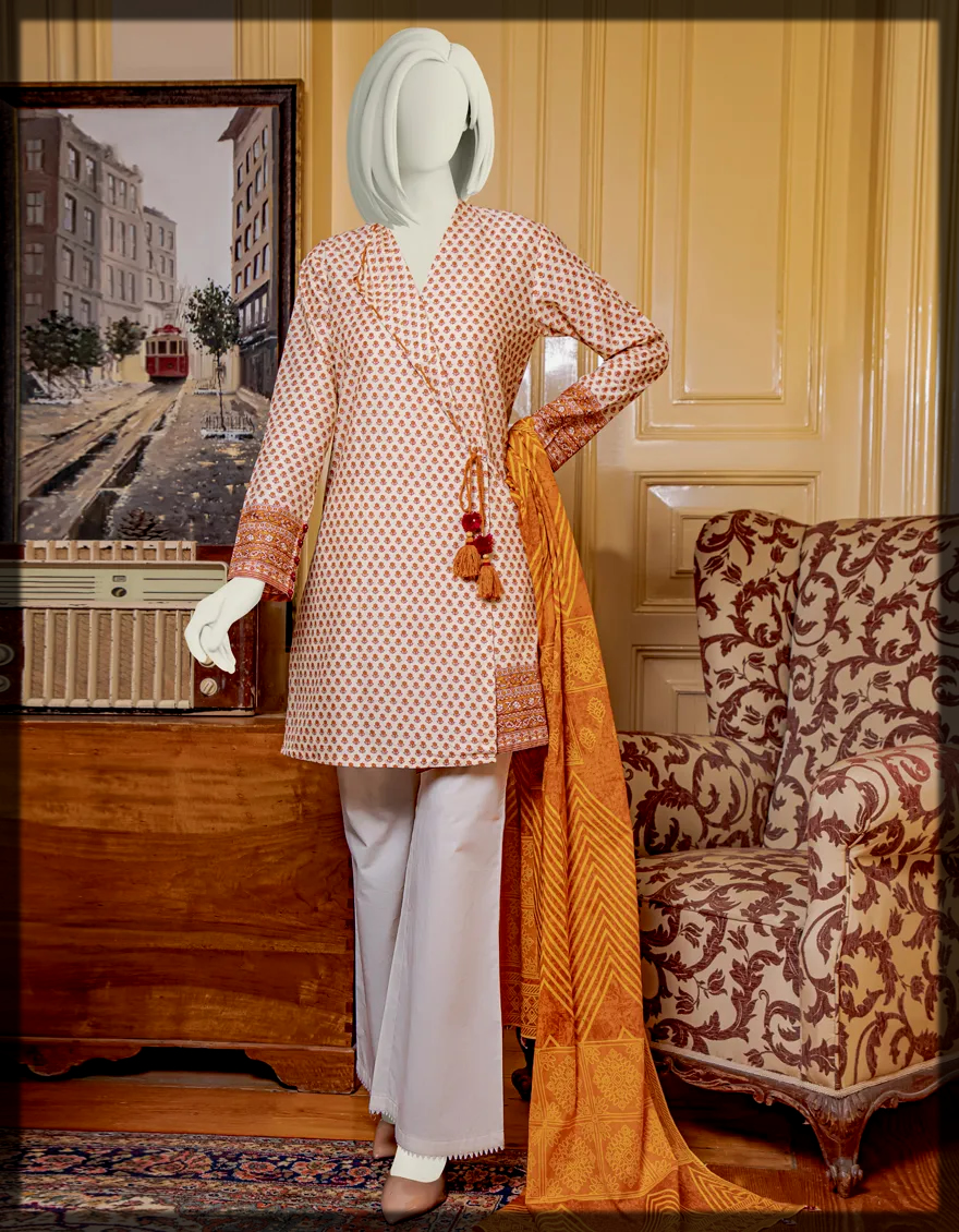 appealing Junaid Jamshed Eid Collection for women