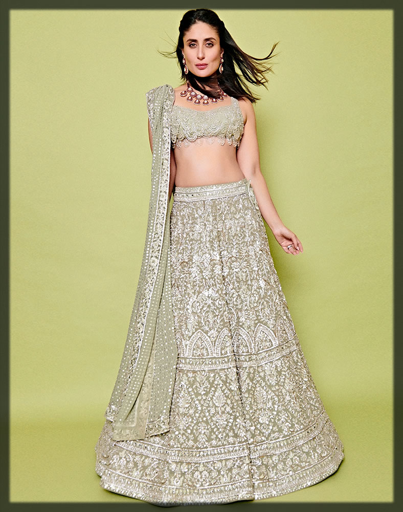 appealing Manish Malhotra Bridal Collection