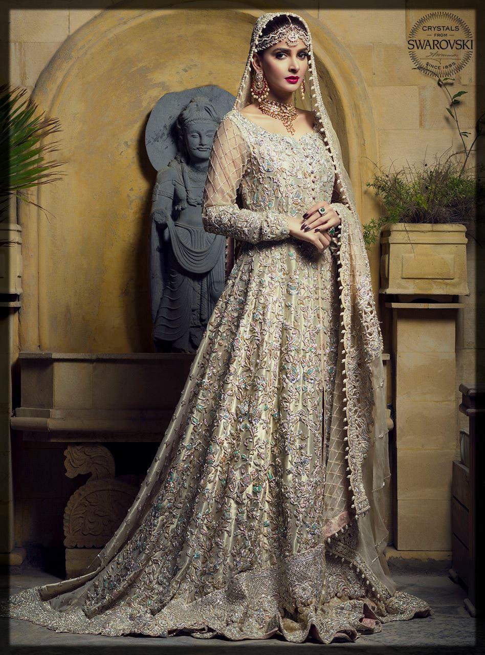 appealing Zainab chottani bridal walima dresses