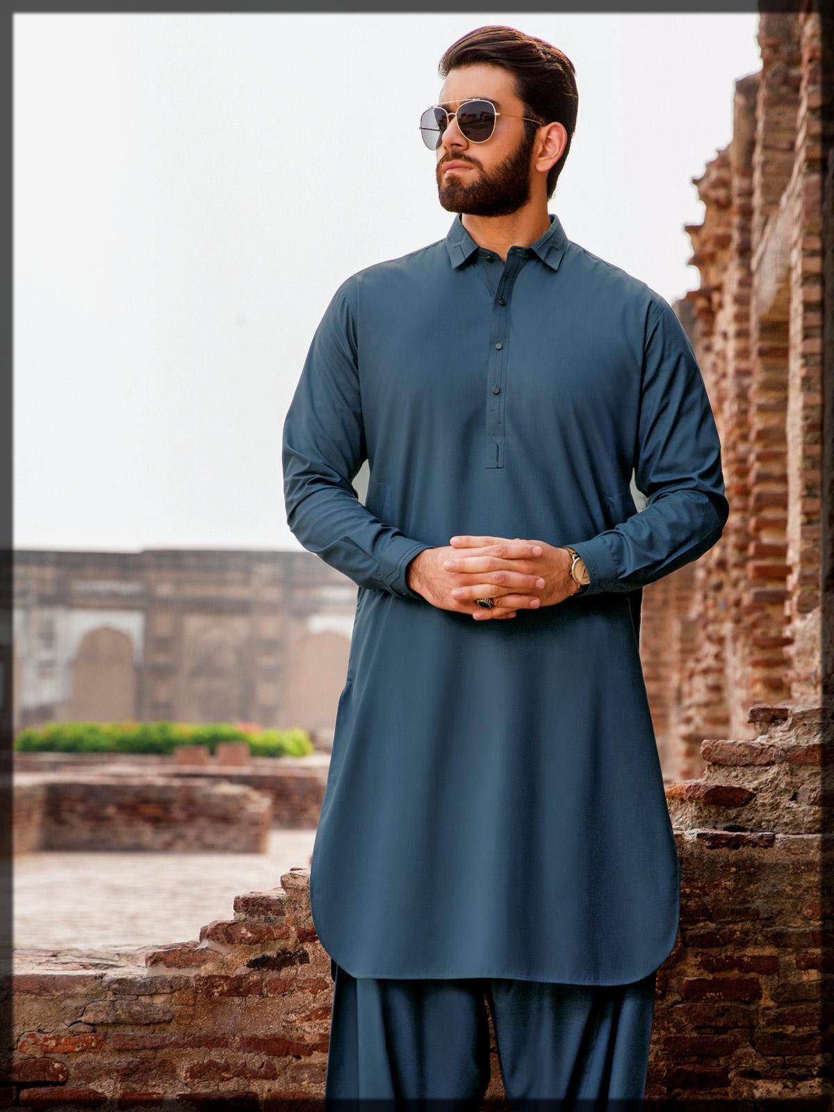 appealing edenrobe shalwar kameez for men
