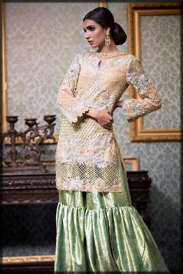 beautiful gharara style