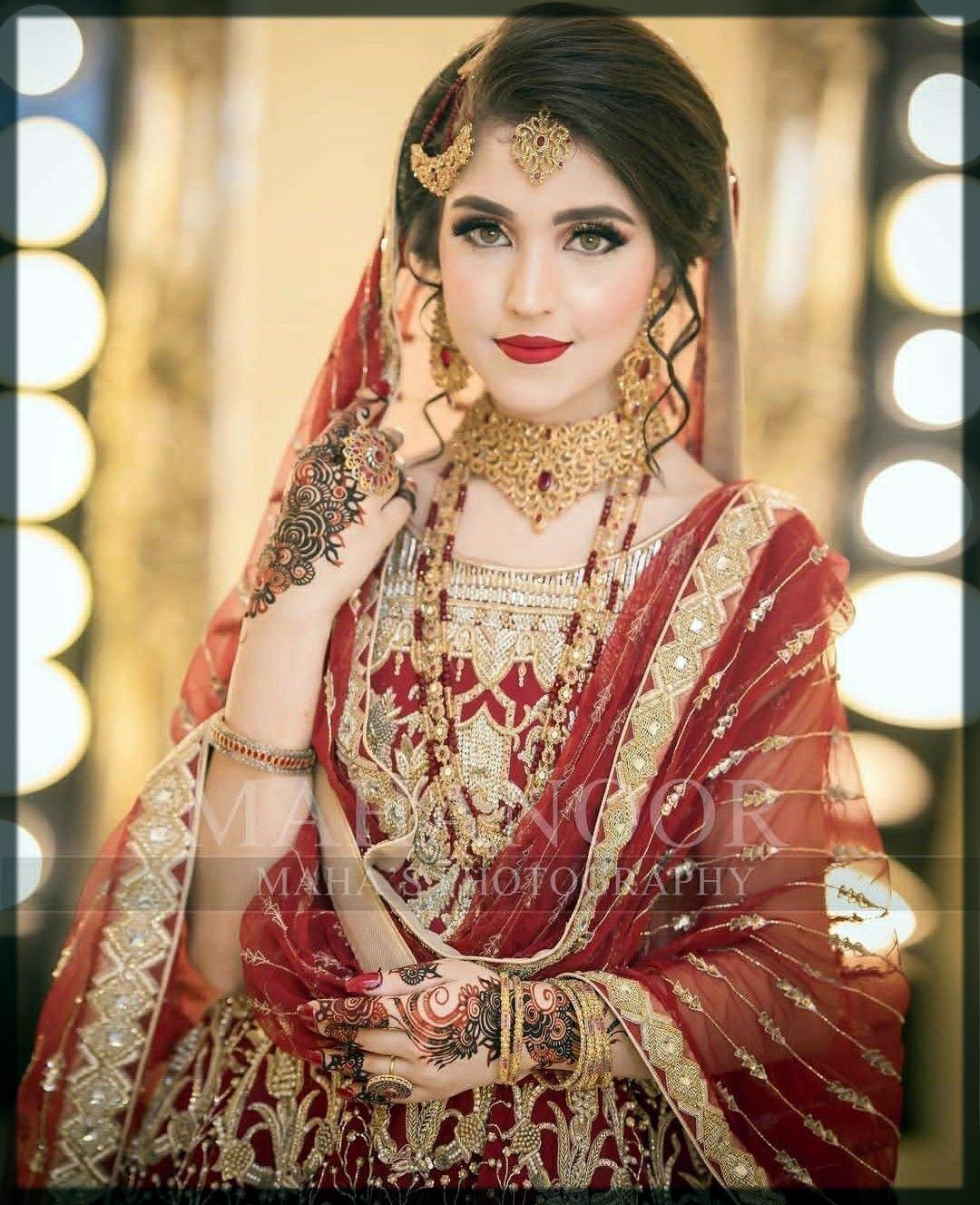 bridal barat day makeup ideas