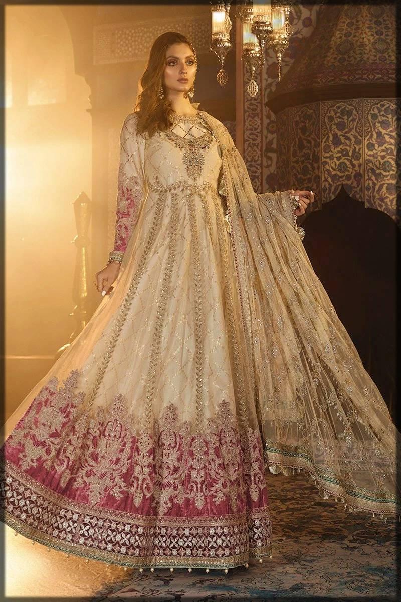 Bridal Nikkah Dress