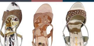 Bridal Wedding Shoes 2021 Fancy Collection by Top Footwear Brands