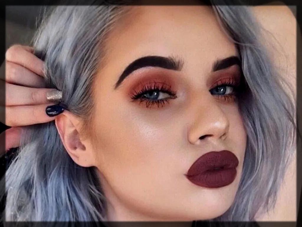 brownish Party Makeup Tutorial