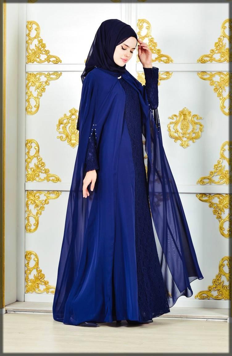 cape style fancy abaya design