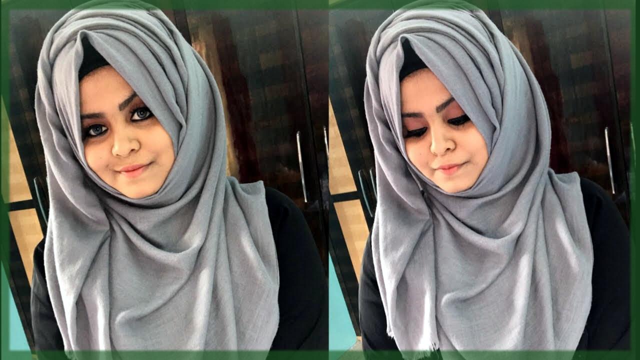 chic Layered Hijab Styles