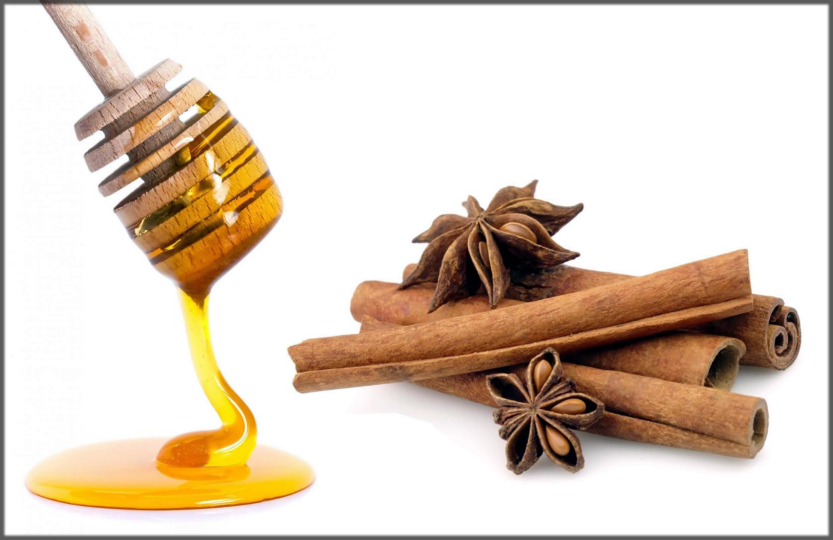cinnamon and honey mask for hair loss