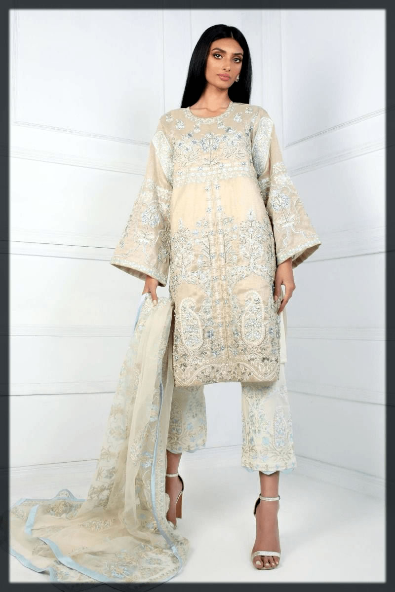 classy 2PC Eid outfit