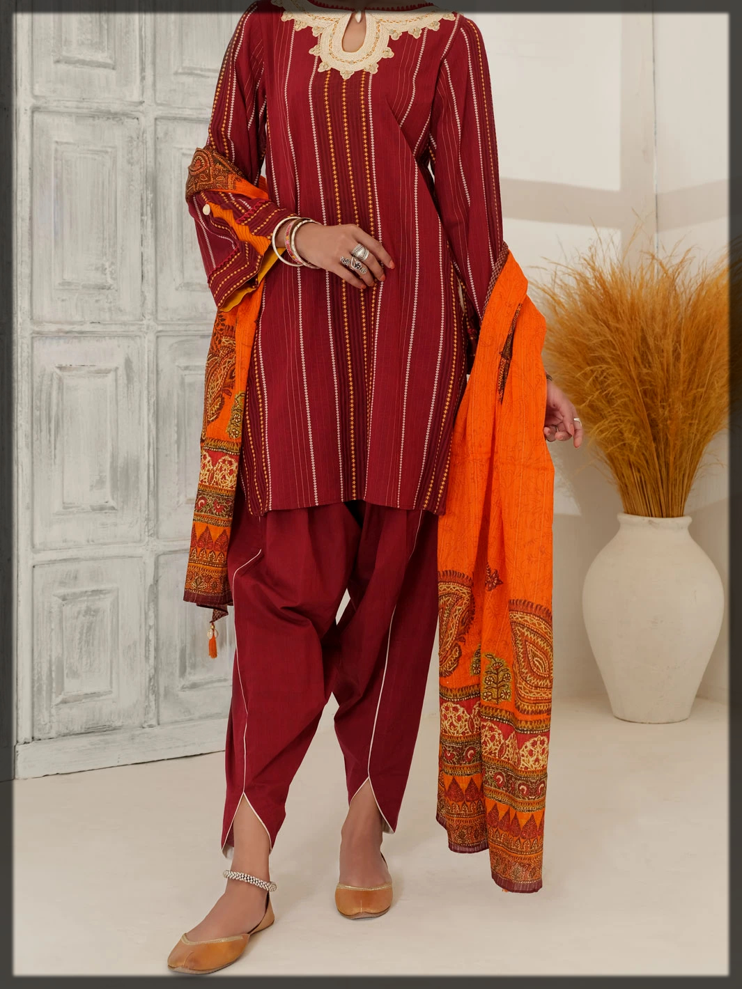 classy almirah eid collection for youngest