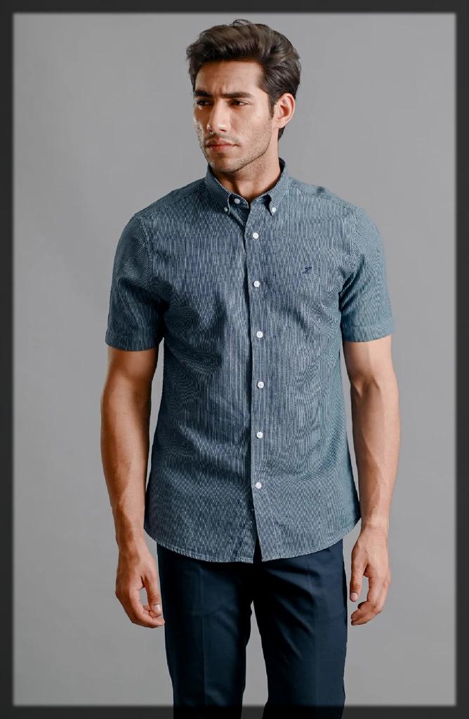 classy cotton summer shirt